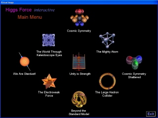 Higgs Force Interactive