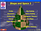 Shape and Space software
